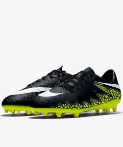 newest c2d6d d556e Image is loading NEW-Nike-Hypervenom-Phelon-II-FG-Soccer-Cleats-