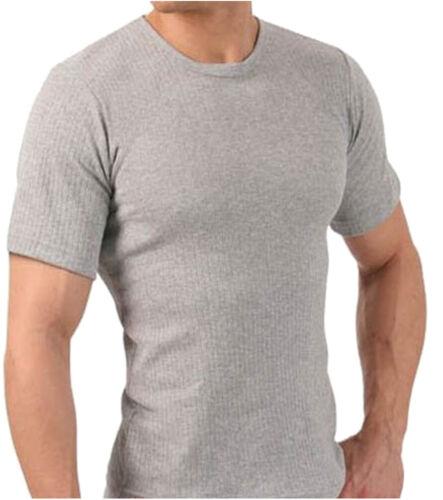 Uomo Thermo Mutande Lungo sotto camicia manica lunga a maniche corte Funzione Biancheria sport