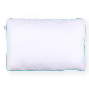 Sleeb Füllkissen 30x50 cm Reißverschluss Waschbar Weiß Kissen-Füllung