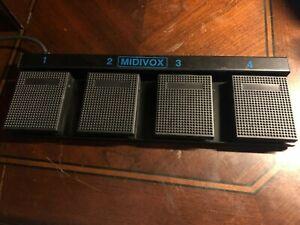Excelsior midivox pedal