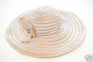NUEVO-Coccinelle-Sombrero-Mujer-Gorra-de-verano-Ancho-Borde-139-1-16