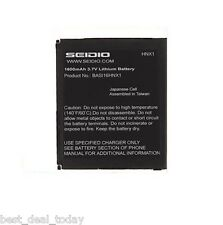 OEM Seidio Innocell 1600MAH Extended Life Slim Battery For Google Nexus One 1