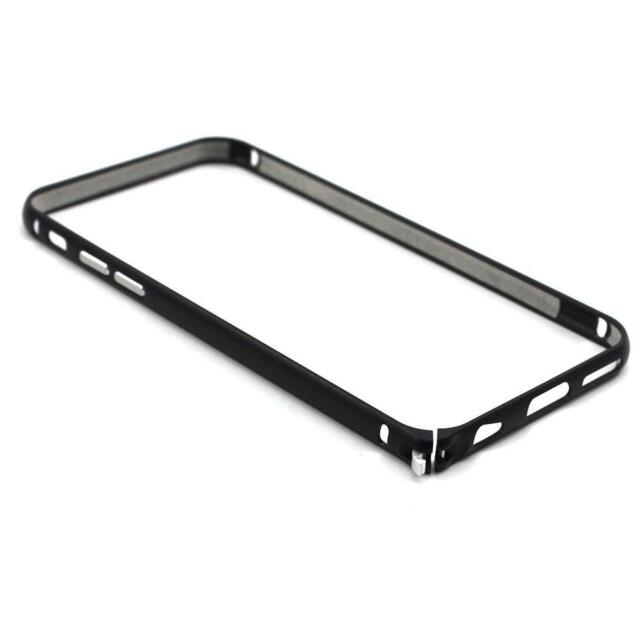 Black Color Aluminum Metal Frame Protector Case Cover Bumper for iPhone 6 4.7""