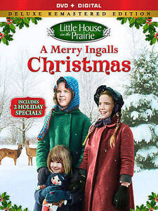 Little-House-on-the-Prairie-A-Merry-Ingalls-Christmas-New-Sealed-DVD