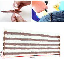 5pcs Tyre Tire Puncture Quick Repair Car Motorcycle Tubeless Seal Rubber Strips