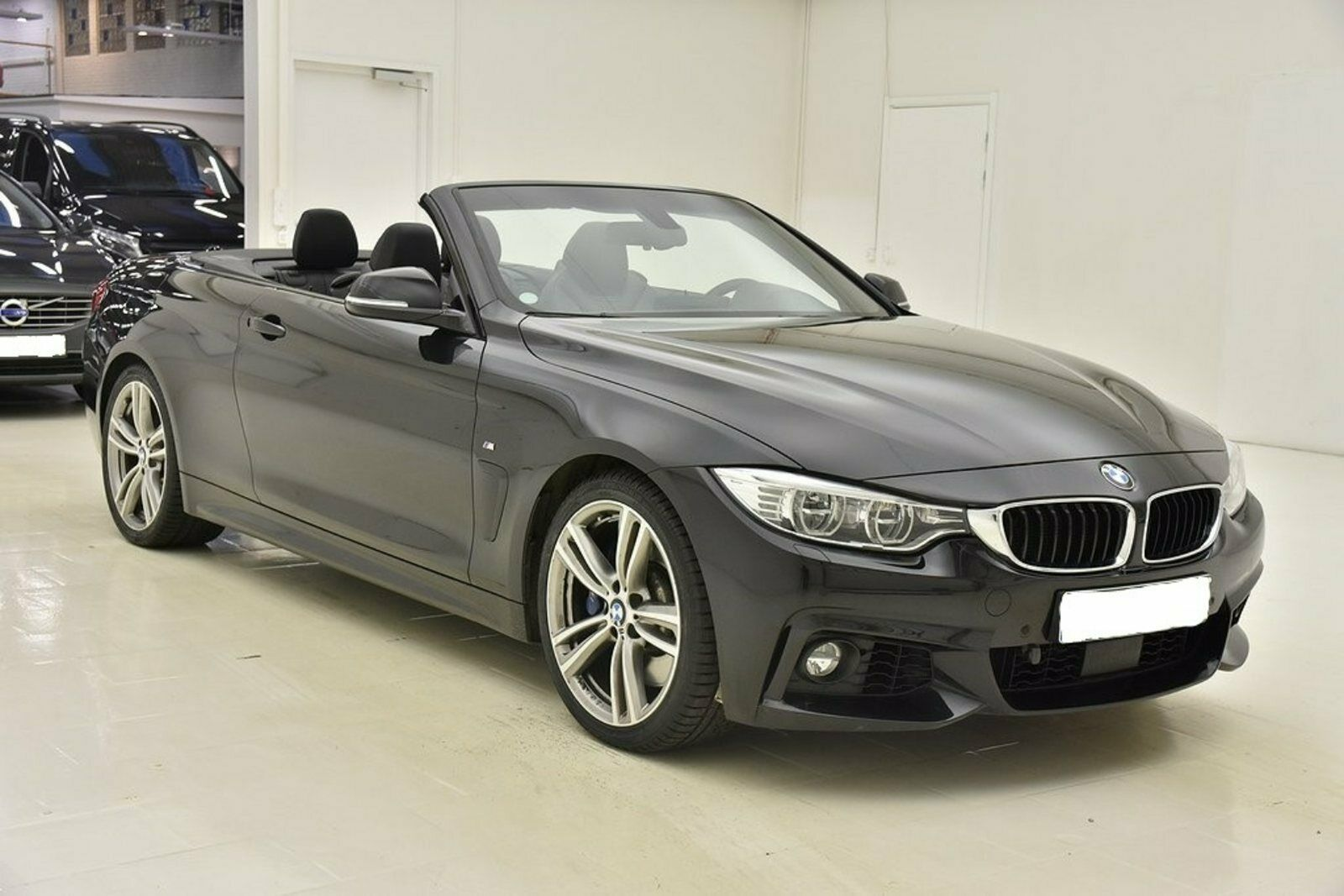 BMW 435i 3,0 Cabriolet aut. 2d - 789.000 kr.