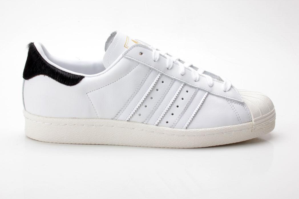 Bdidas Superstar 80s W B26392 weiß-schwarz