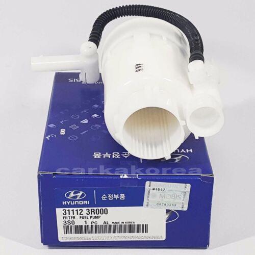 Genuine 311123R000 Fuel Pump Filter 1Pcs For KIA