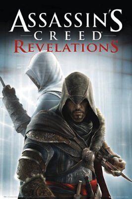Assassin/'s Creed Revelations Knives Maxi Poster 61x91.5cm FP2638 Assassins Creed