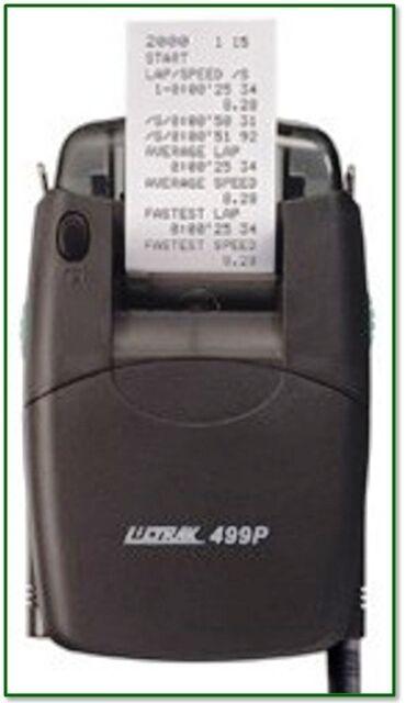 ULTRAK 499-P Printer for 2000-Lap Memory Stopwatch