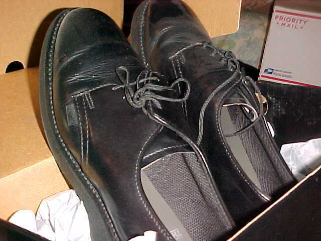 Ships Priority Mail Thorogood Uniform » 834-6041 Classic Leather Academy Oxford