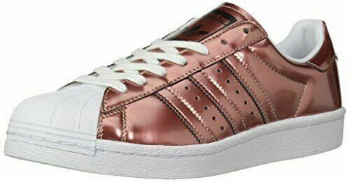 Metallic Gold and Copper Athletic Shoe by BOA Brazil Size 8 M