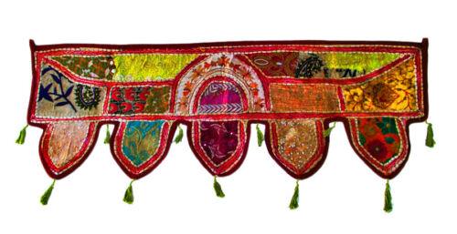 Thorang Autentic India Türbehang Türschmuck Fensterbehang Toran