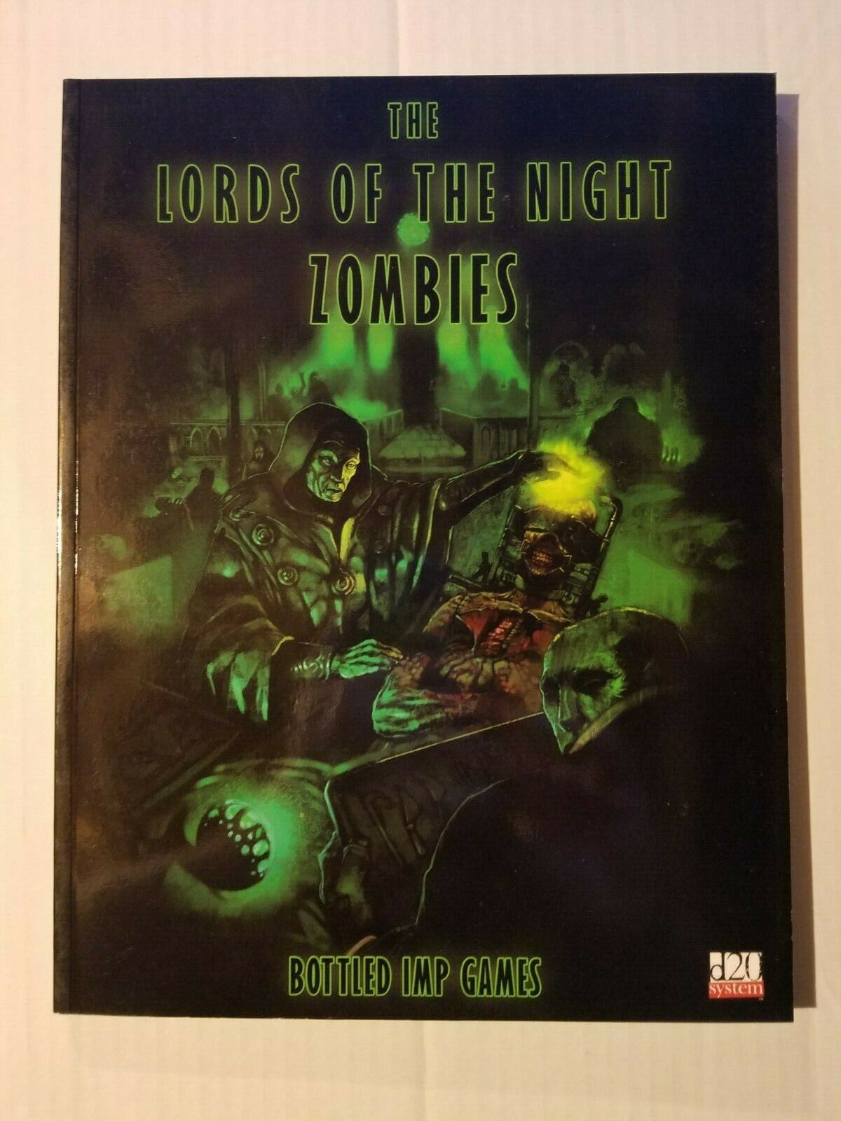The Lords of the Night   Zombies - RPG - D20 - SC Bottle Imp giocos  ordina adesso