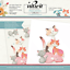 miniatura 22 - Nitwit-Pawsitivity-Crafter-039-s-Companion-Decoupage-Topper-Pad-Sello-O-Troqueles