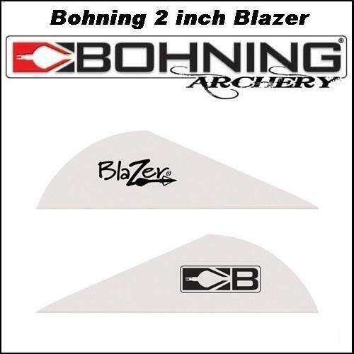 Bohning 2 inch Blazer Vanes 36 Pack