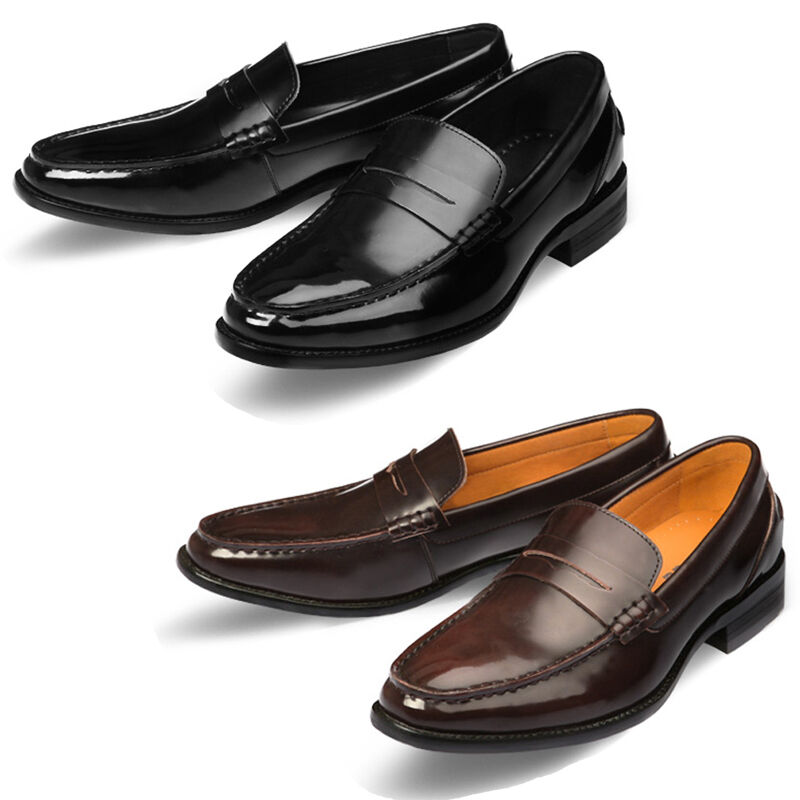 Mooda Mens Leather Loafer schuhe Casual Casual Casual Formal Lace up Dress schuhe Vella 317b1b