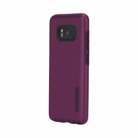 brand new 766b6 2b5c5 Incipio DualPro Case for Samsung Galaxy S8 in Plum
