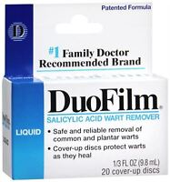 Duofilm Wart Remover Liquid 0.33 Oz (pack Of 4) on Sale