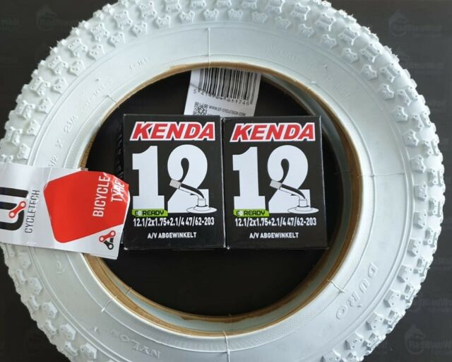 2 Reifen Decke Mantel 12 1//2 x 2 1//4  62-203 Geländeprofil Fahrrad Kinderwagen