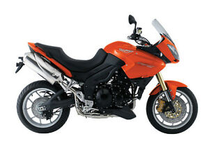 Details about TRIUMPH 3 STAGE TOUCH UP PAINT TIGER 08 -10 SPEED TRIPLE 08 -  10 BLAZING ORANGE