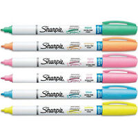 36 Pack Sharpie Sanford Water Based Glitter Paint Craft Extra Fine Point Markers