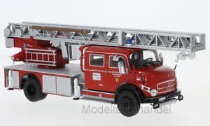 1:43 Ixo />/>/> New /</</< bomberos Kaufbeuren Mercedes l1113