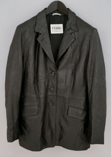 Men Vintage Gianfranco Ferre Forma Coat Business F