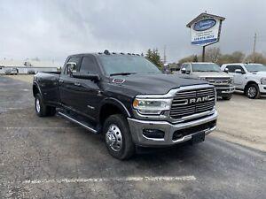 2019 RAM 3500 Laramie,Diesel,Dually