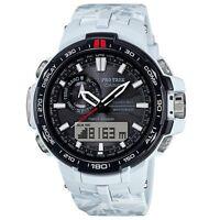 Casio Protrek Prw-6000sc-7 Prw-6000sc Mineral Glass Watch Brand