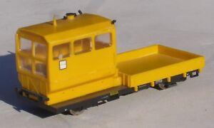 MBT-h0-87-100-11-Rotten-voitures-automobiles-SKL-54-sans-moteur-monte-en-Kit