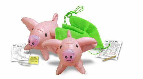Giant Party Inflatable Edition Pig Party Game Pass The Pigs