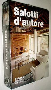 Salotti D Autore.Dettagli Su Salotti D Autore A Cura Di Stefano Maffei Barbara Parini Venanzio Arquilla