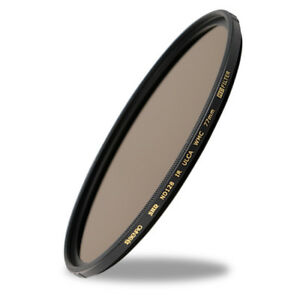 Benro-52mm-SHD-ND64-1-8-6-Stops-Glass-Filter-MultiCoated-suit-B-W-Hoya-Lee