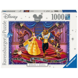 Ravensburger-Disney-Beauty-amp-the-Beast-Collectors-Edition-1000-PC-Puzzle