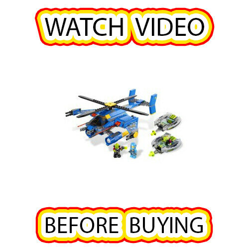Lego Jet-Copter Encounter Set [itm2] 7067 Space   Alien Conquest