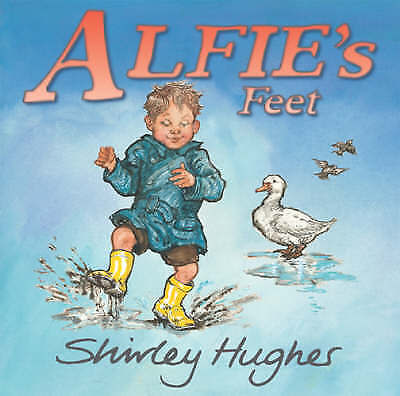 Alfie's Feet by Shirley Hughes (Paperback, 1997)