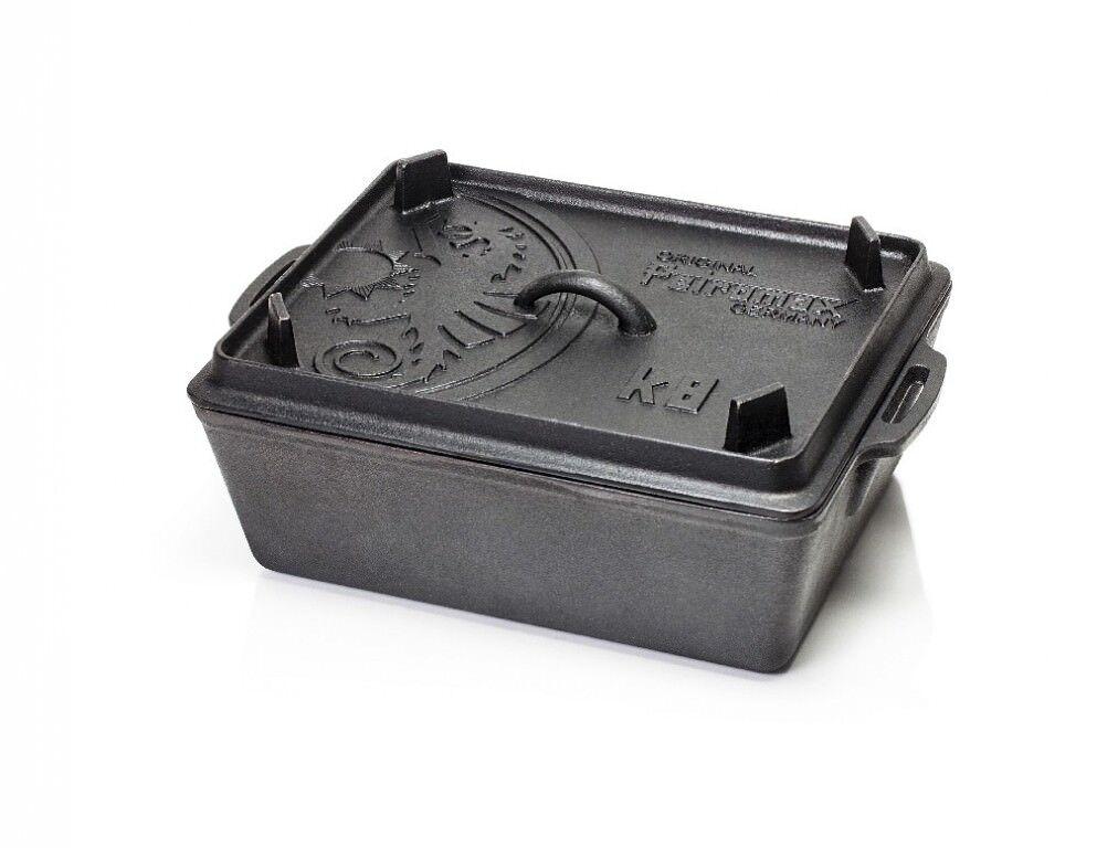 Petromax Teglia per il Pane k8 Roaster  Casseruola Padella Grill  counter genuine