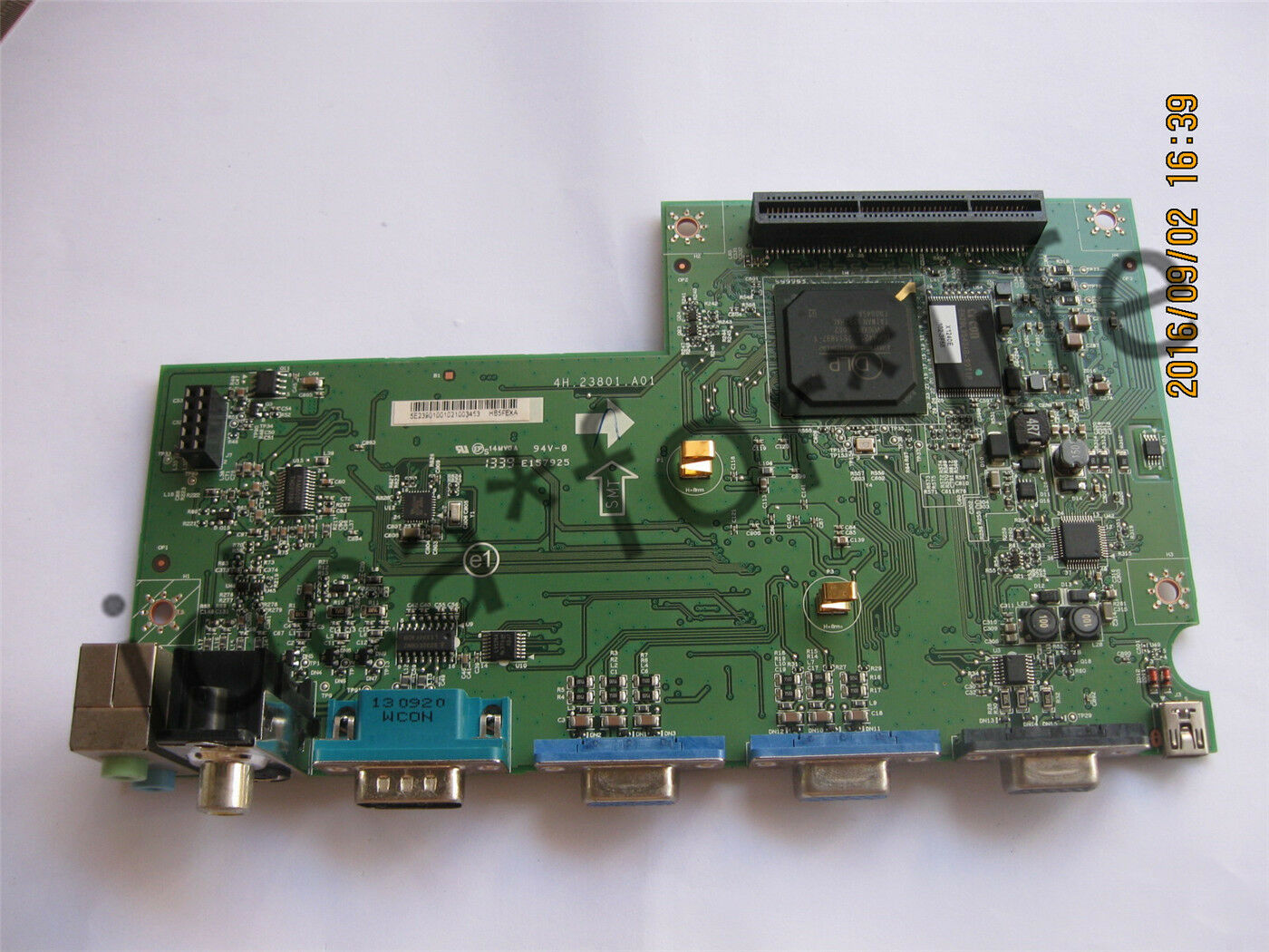 Original FOR ACER X1240 PROJECTOR Main Board  T1684 YS