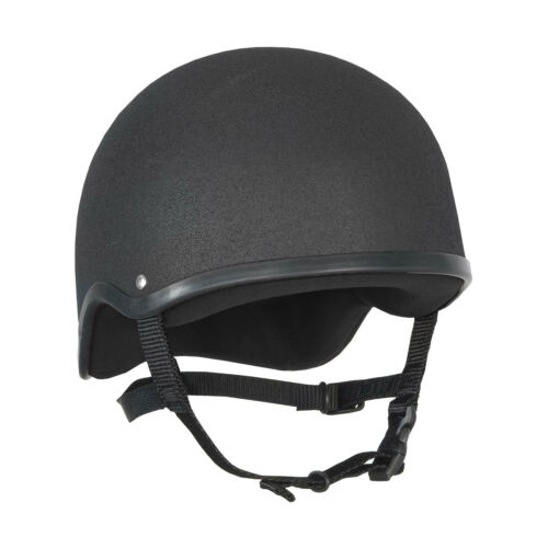 Champion PRO PLUS JUNIOR JOCKEY SKULL Helmet Kids PAS015 Black 000 5