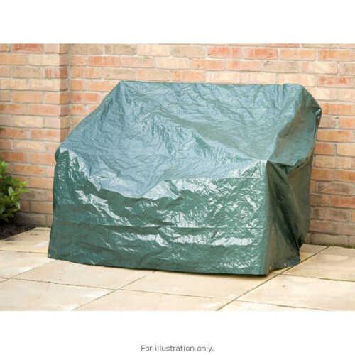 3 Seater Garden Outdoor Bench Cover Waterproof Weatherproof Furniture Covers
