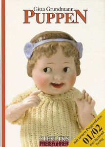 Ciesliks-Preisfuehrer-01-02-Puppen-Porzellan-Biskuit-Kaemmerer-u-Reinhardt-Jumeau