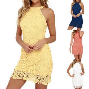 Women-Sexy-Sleeveless-Lace-Bodycon-Dress-Evening-Party-Club-Short-Mini-Dresses