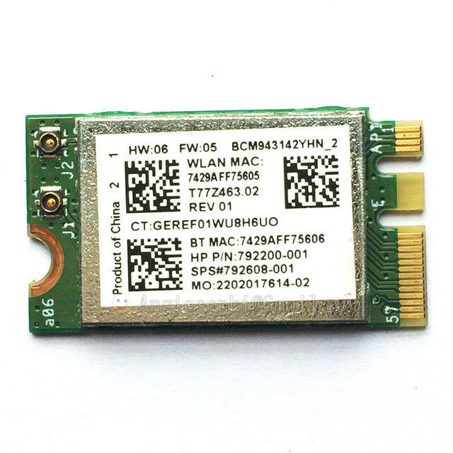 USB 2.0 Wireless WiFi Lan Card for HP-Compaq Pavilion Elite m9295tw