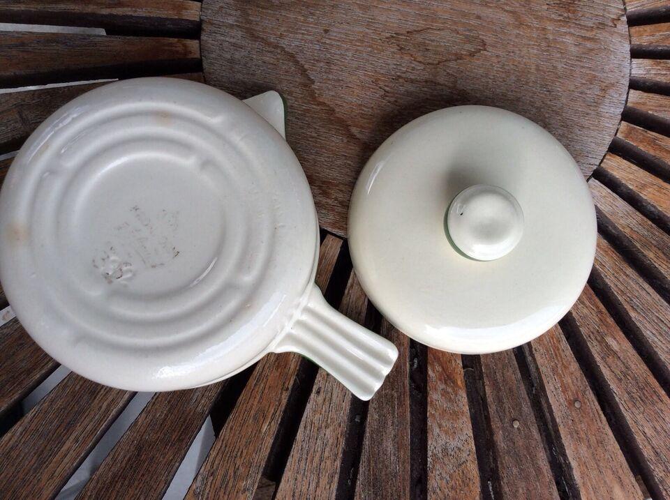 Porcelæn, Rørstrand Kronform smørsmelter, Rørstrand