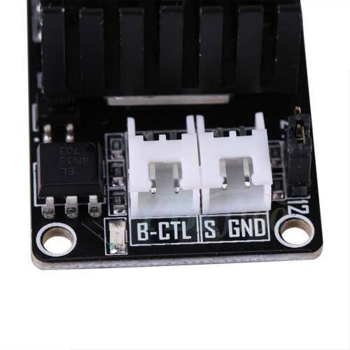 30A Heating-controller MKS MOSFET for 3D Printer Heatbed Extruder MOS Module MF