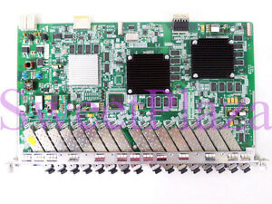 Details about ZTE card 16 ports GPON board GTGH for ZTE C300 C320 OLT, with  16 SFP C++ module