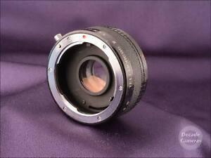 Pentax-K-Mount-Telemore-95-II-7-Element-2x-Converter-inc-Caps-amp-Case-106