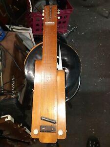 SUPER-RARE DANELECTRO VINTAGE LAP STEEL-100 % ORIGINAL from Fortmadisonguitars
