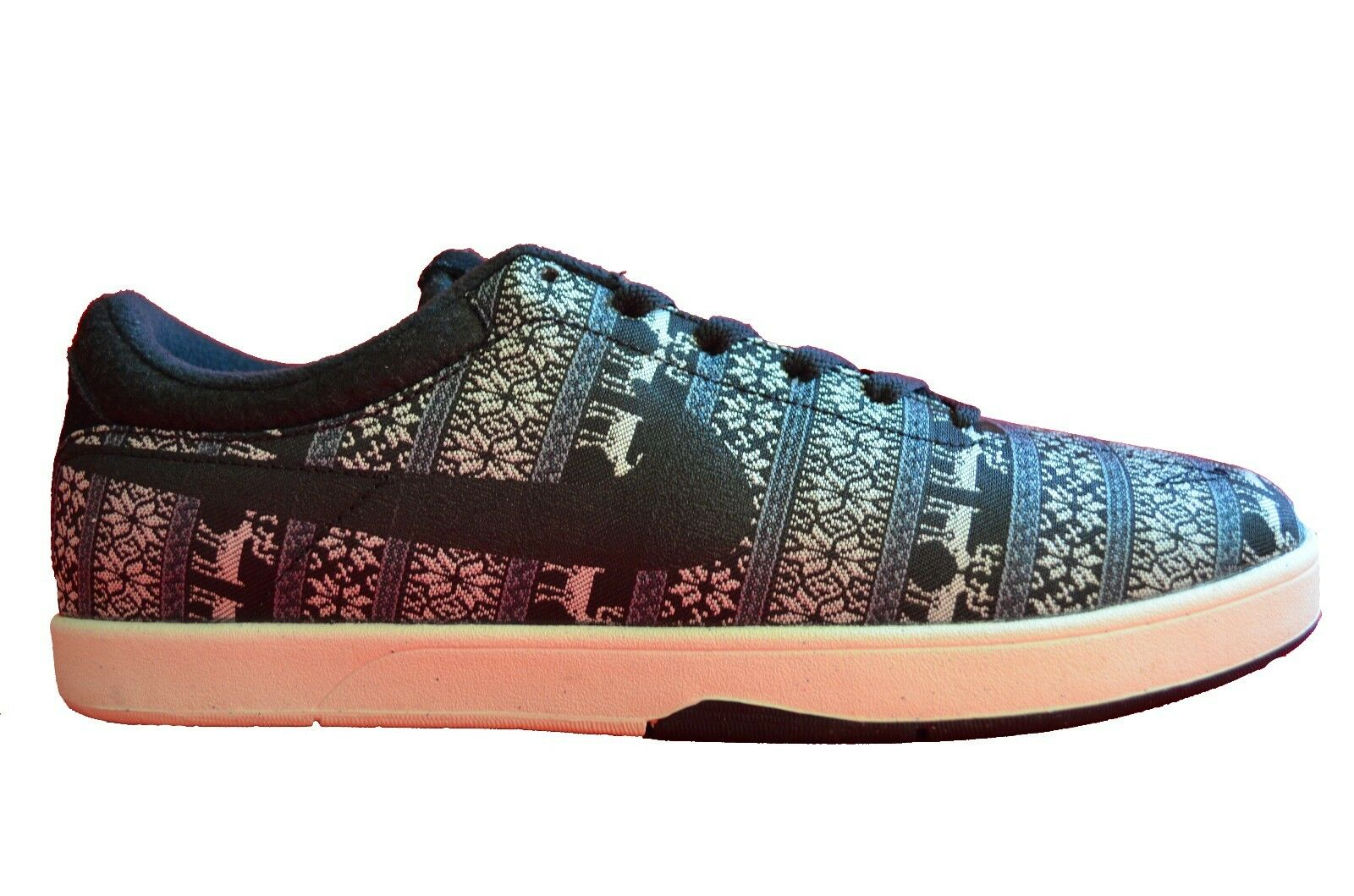 Cheap women's shoes women's shoes Nike SB Eric Koston Warmth Black Grey White Skateboarding Shoes 685189-003